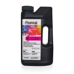 RICOH GEN5 / KONICA 512/1024 Kafalar için 1000 ml KIRMIZI MAGENTA UV Mürekkep (Sert ve Yumuşak Zemin) T-R5F