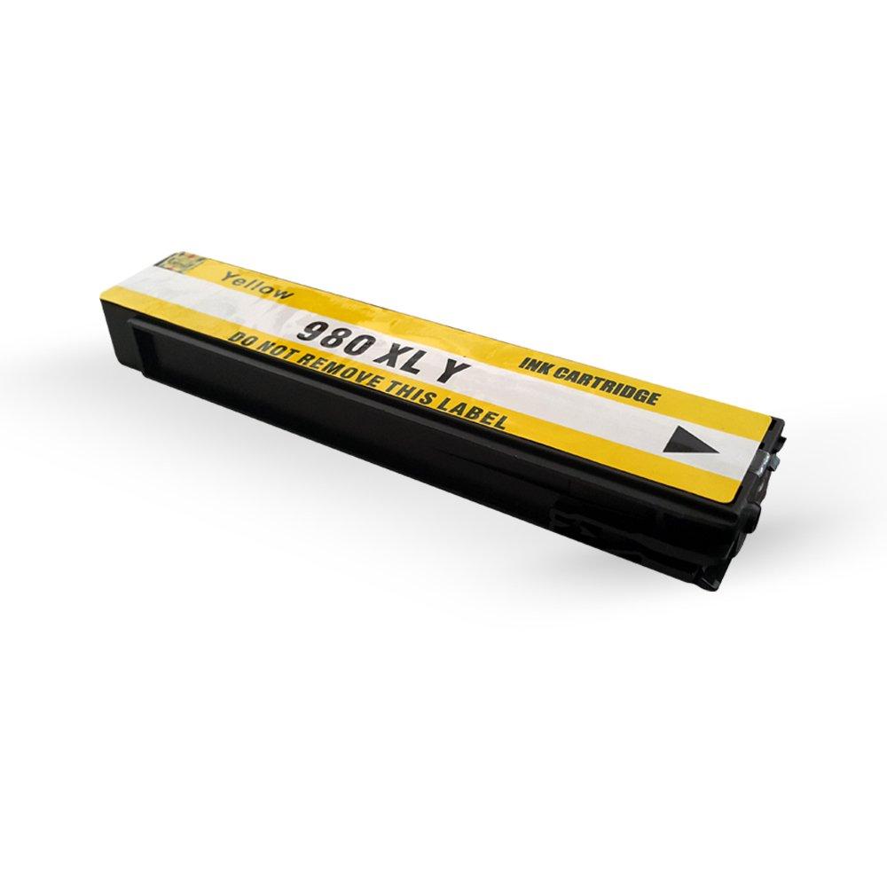 BK HP 980XL UYUMLU Sarı KARTUŞ - HP X555dn/ X555xh/ X585dn/ X585f