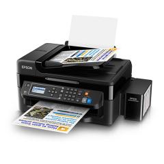 Epson L565 Orijinal 4 Renk Bitmeyen Kartuşlu (1 Sayfa Renkli Baskı  0,02 TL)
