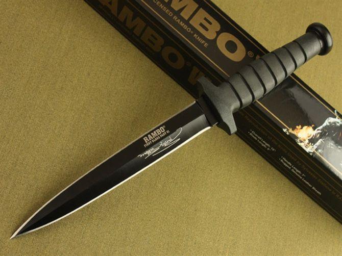 Rambo Vi Survival Hunting Knife Rambo Vi Survival