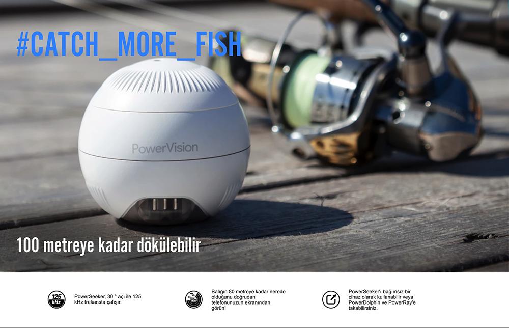 Power Vision Powerseeker Akıllı Balık Bulucu