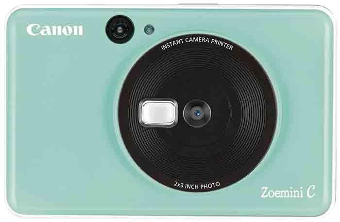 Canon Zoemini C Sipsak Fotograf Makinesi Yesil Klasfoto Com Tr