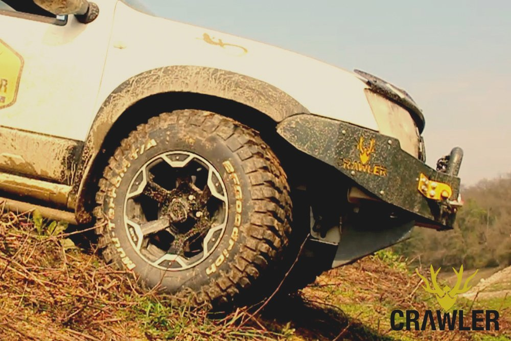 Duster Off-Road Tampon   Crawler   Crawler duster off road